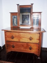 Frank Dickinson dressing table