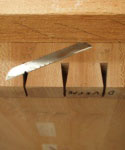 Nesting tables - marking up dovetail pins