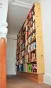Pine bookcases thumbnail