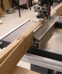 Sawing veneers on the bandsaw