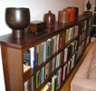 Rosewood bookcase thumbnail